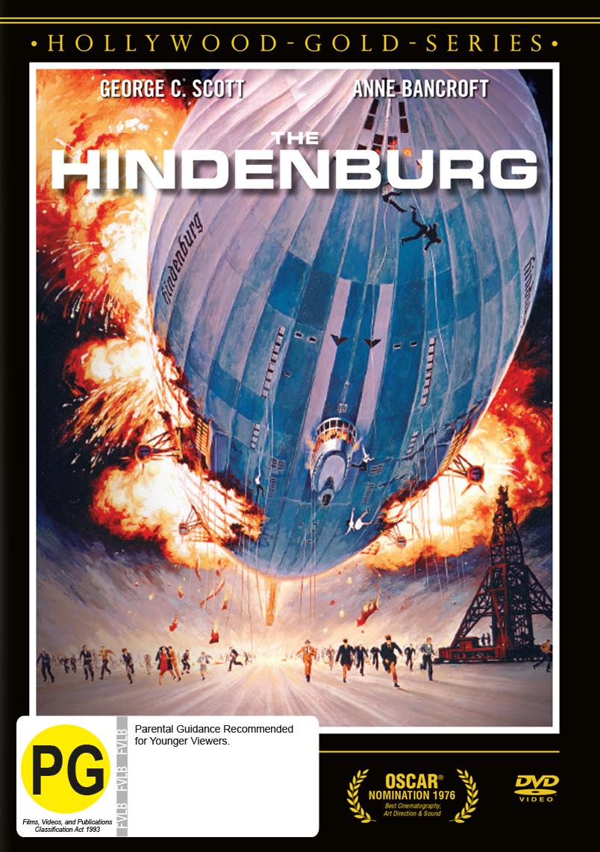 The Hindenburg on DVD image