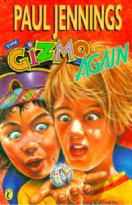 The Gizmo Again by Paul Jennings image