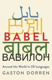 Babel by Gaston Dorren image