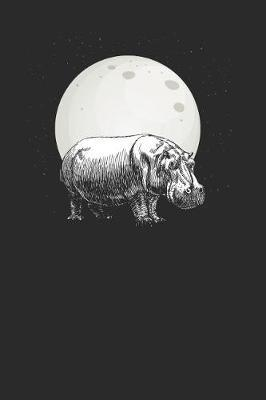 Moon Hippo by Hippo Publishing