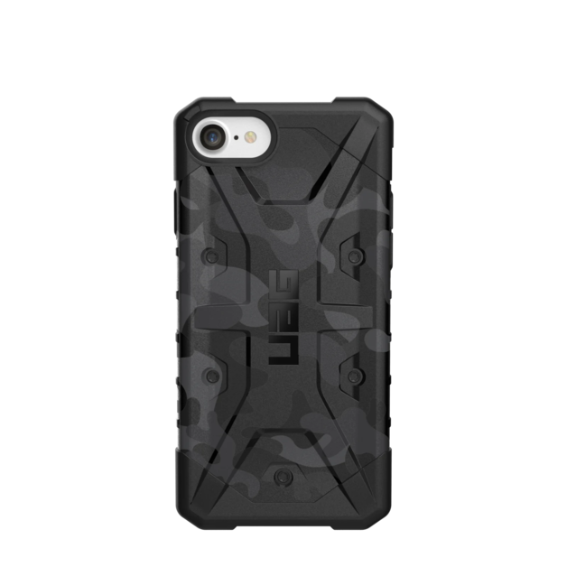 UAG: Pathfinder Hardcase - for iPhone SE2 (Black)