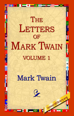 The Letters of Mark Twain Vol.1 by Mark Twain ) image