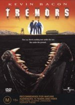 Tremors on DVD