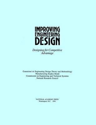 Improving Engineering Design by National Research Council image
