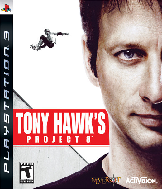 Tony Hawk's Project 8 for PS3