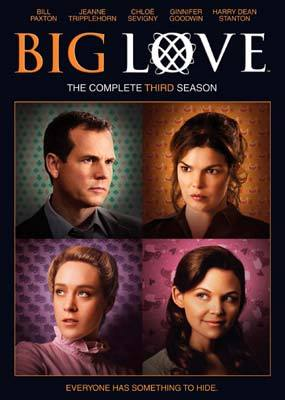 Big Love - Complete Season 3 (4 Disc Set) on DVD