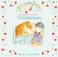 Princess Poppy: Twinkletoes by Janey Louise Jones image