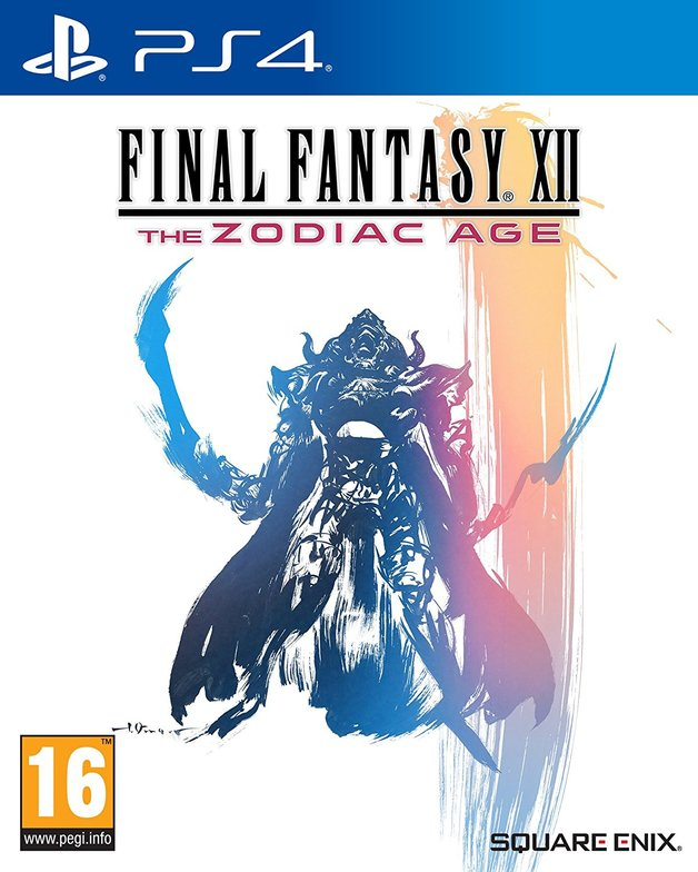 Final Fantasy XII The Zodiac Age for PS4