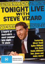Tonight Live With Steve Vizard on DVD