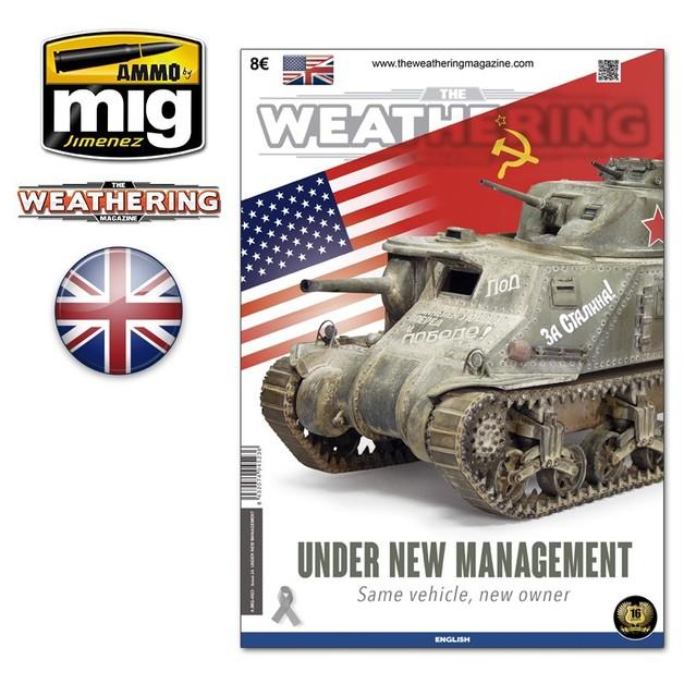 Ammo of Mig Jimenez: The Weathering Magazine - Issue 24