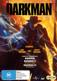 Darkman The Trilogy: Collector's Pack (3 Disc Set) on DVD