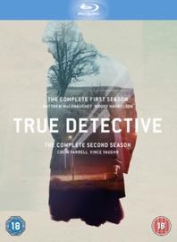 True Detective - Season 1 & 2 Collection on Blu-ray