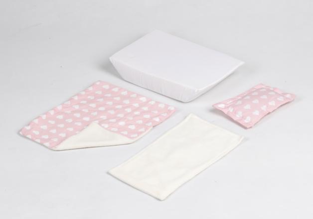 Moover: Doll Bedding Set - Pink
