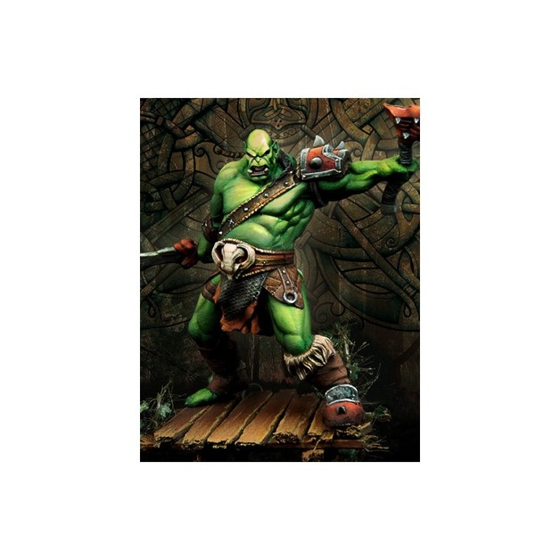 Scale75: 1:48 Shargh Orc Champion Figure