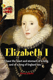 Elizabeth I by Simon Adams image