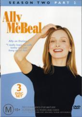 Ally McBeal - Season 2: Part 2 (3 Disc Set) on DVD