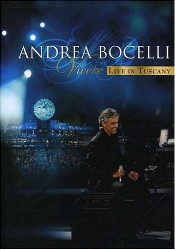 Andrea Bocelli - Vivere: Live In Tuscany on  image