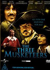 Three Musketeers, The (1973) on DVD