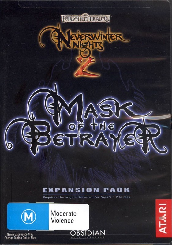 Neverwinter Nights 2: Mask of the Betrayer for PC Games