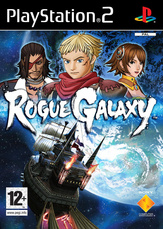 Rogue Galaxy for PlayStation 2