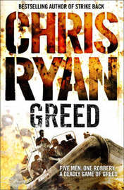 Greed by Chris Ryan