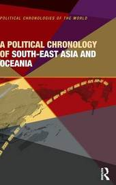 A Political Chronology of South-East Asia and Oceania by Europa Publications image