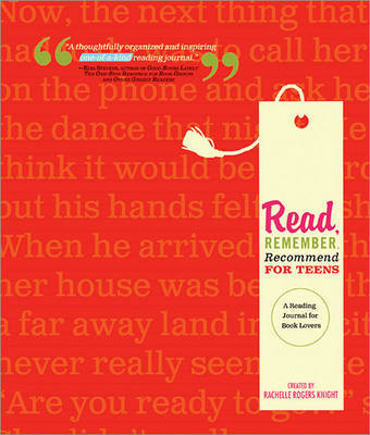 Read, Remember Recommend for Teens image