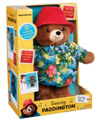 Paddington Bear: Calypso Paddington - Dancing Plush