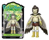 "Rick & Morty – Bird Person 5"" Action Figure"
