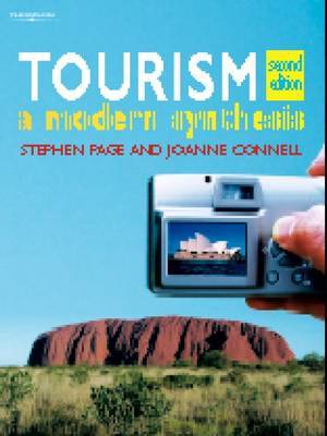 Tourism by Stephen J Page image