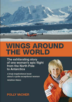 Wings Around the World by Polly Vacher image