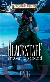 Forgotten Realms: Blackstaff (Wizards #1) by Steven E. Schend image