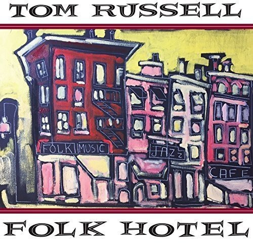 Folk Hotel by Tom Russell image