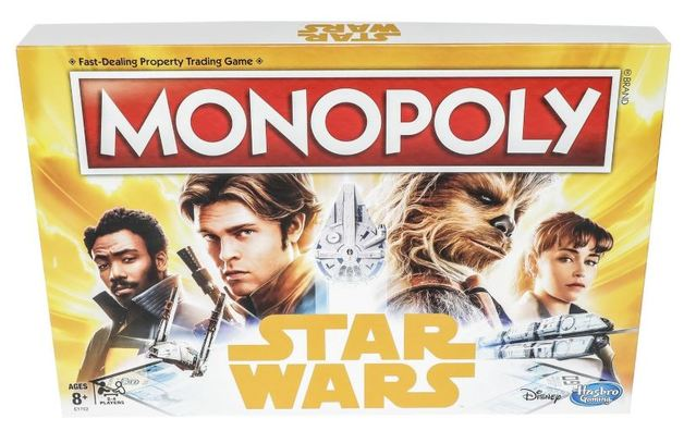 Star Wars: Monopoly - Han Solo Edition