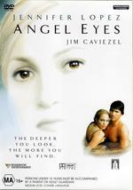 Angel Eyes on DVD