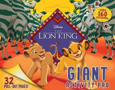 The Lion King: Giant Activity Pad image