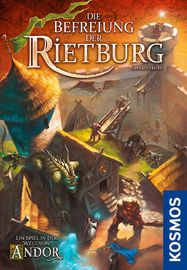 Andor: The Liberation of Rietburg - Board Game image