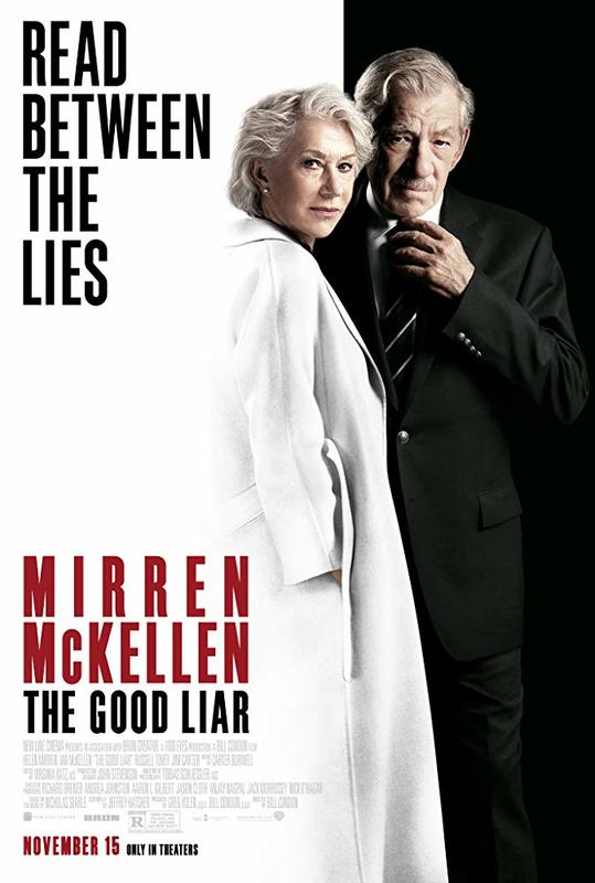 The Good Liar on DVD