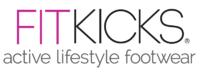 Fitkicks: Foldable Active Footwear - Black (Large) image
