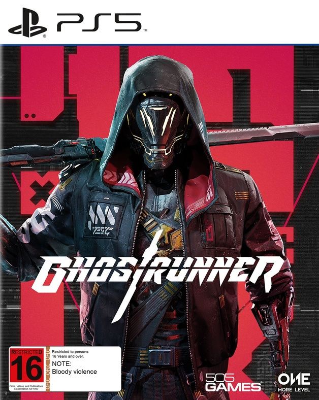 Ghostrunner for PS5