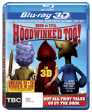 Hoodwinked Too! Hood vs. Evil (3D & 2D Blu-ray) on Blu-ray