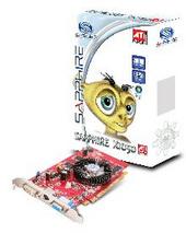 Sapphire Radeon X1050 128MB DDR2 PCIE - VGA/DVI/TVO