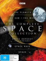 The Complete Space Collection on DVD