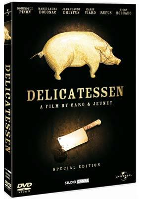 Delicatessen - Special Edition on DVD