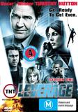 Leverage - Season 1 (4 Disc Set) on DVD