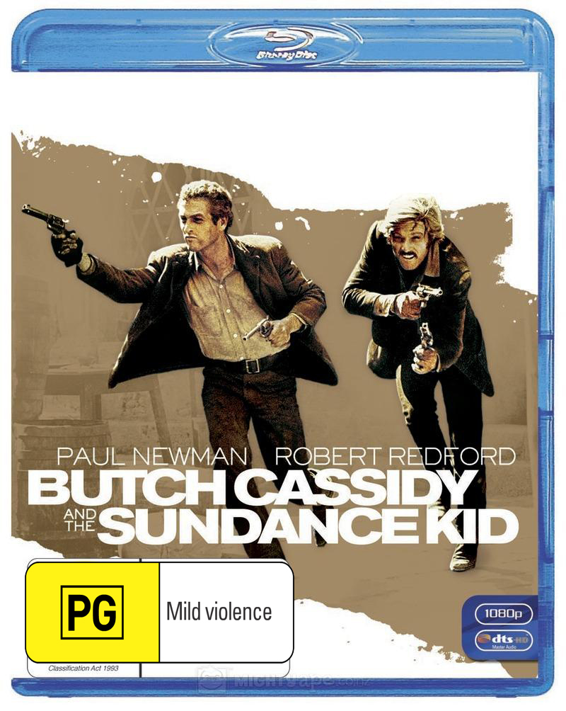 Butch Cassidy And The Sundance Kid on Blu-ray image