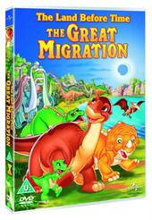 The Land Before Time - Vol 10 - The Great Migration on DVD