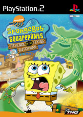 SpongeBob SquarePants - Revenge of The Flying Dutchman for PS2