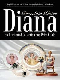 Diana an Illustrated Collection and Price Guide: Porcelain Plates by Mary McMaster image