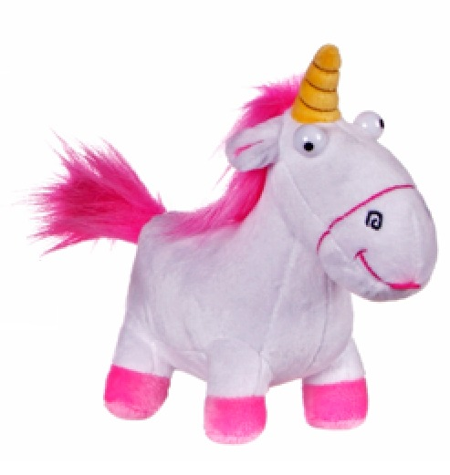 Despicable Me 3 Unicorn Plush Toy At Mighty Ape Nz